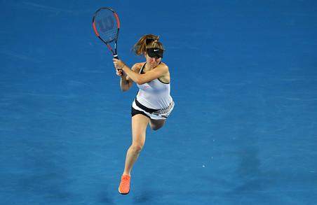 Харківська тенісистка вийшла до чвертьфіналу тенісного турніру в Тайбеї