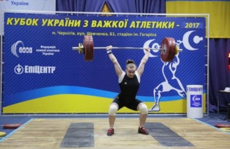 Важкоатлетки з Харківщини - найсильніші в Україні
