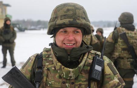 В Україні сформовано Бригаду швидкого реагування Нацгвардії (фото, відео)