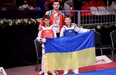 Юний тхеквондист із Харкова здобув «золото» чемпіонату Європи