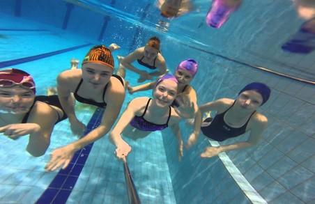 У Харкові очікується масштабне синхронне плавання / Програма