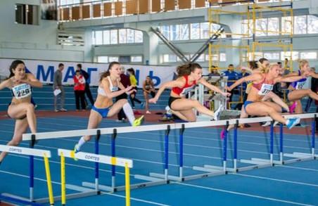 Харківські атлети взяли 11 медалей на чемпіонаті України
