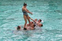 У Харкові проходить чемпіонат України з синхронного плавання/ ФОТОРЕПОРТАЖ