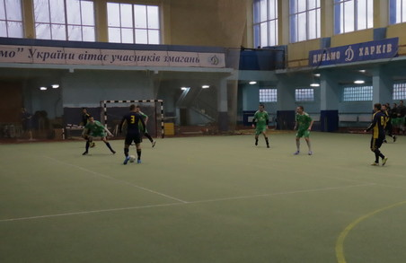 Харківські спортсмени продемонстрували майстерність у тхеквондо та футзалі