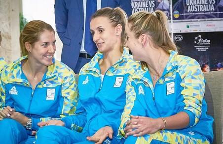 Україна: Австралія - 2:0. Світоліна закріплює перевагу