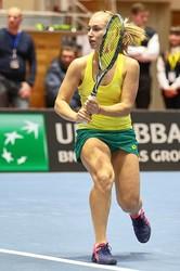Україна-Австралія, матч Fed Cup. Найяскравіші моменти/ Фоторепортаж