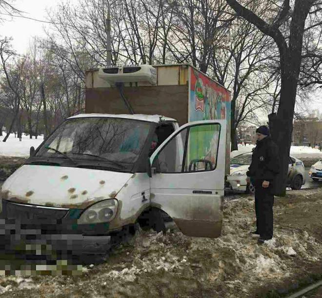 В Харькове ДТП: виноват водитель с рекордными показателями алкоголя в крови