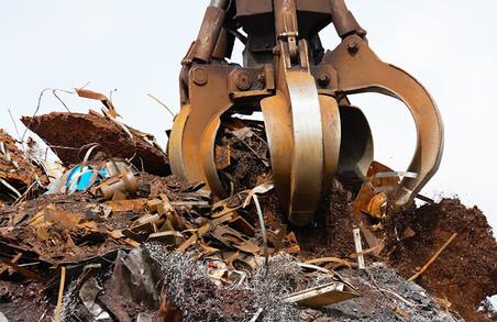 З території підприємства вкрали 170 кілограмів металобрухту