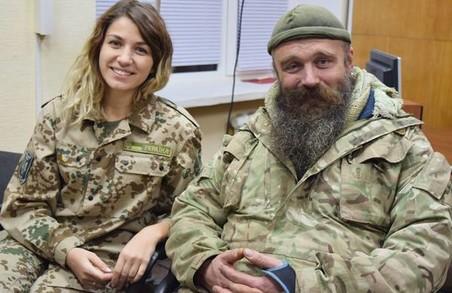 Як бійці АТО читають дітям українські казки