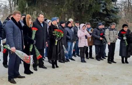 У Харкові вшановують пам'ять воїнів-інтернаціоналістів