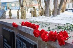 В пам'ять про воїнів, загиблих в Афганській війні/ Фоторепортаж