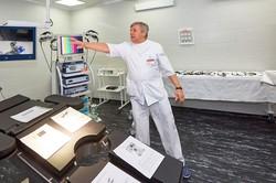 У лікарні Мещанінова відкриті після капремонту відділення і операційні/ Фоторепортаж
