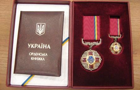 Президент нагородив афганців Харківщини