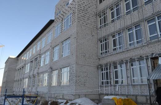 Новій школі Пісочина ввімкнули опалення