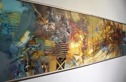 Абстрактна ретроспектива: в «ЄрміловЦентрі» відкрилась виставка Юрія Шеїна