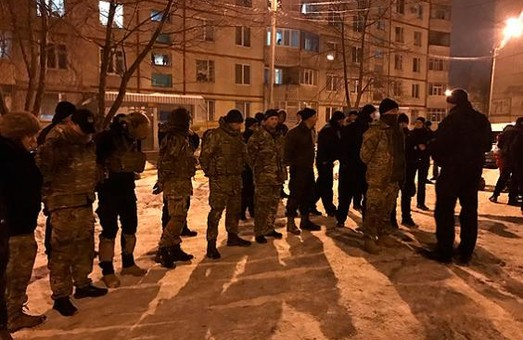 Уже через кілька хвилин після повідомлення про інцидент на Олексіївці відбулась оперативна нарада - ХОДА