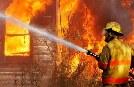 Під час пожеж одна людина загинула, а інша отримала травми