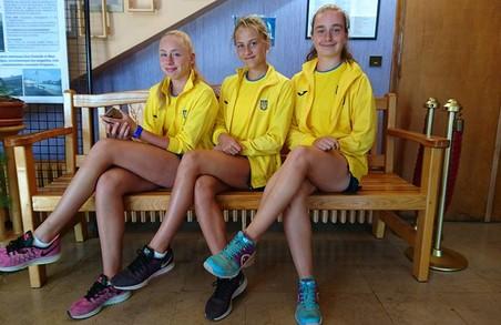 Українські тенісистки показали свою вправність у Чехії