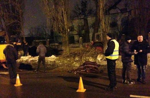 Невідомий водій насмерть збив слюсаря «Харківводоканалу» і зник