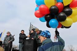 В місті вшанували пам'ять харків'ян, які загинули під час терористичного акту / ФОТОРЕПОРТАЖ