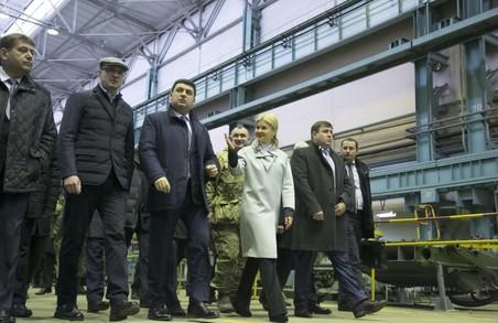 Ми розраховуємо, що до кооперації всіх промислових підприємств буде залучений і Харківський авіаційний завод - Світлична