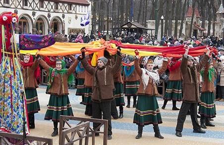 Масляну харків`яни сьогодні відсвяткують у парку Горького