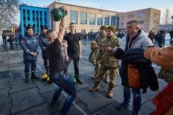 Як харківські рятувальники Масляну святкували /Фоторепортаж