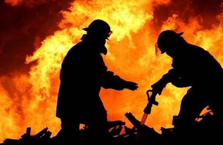 Пожежа під Харковом: жінка згоріла на кухні