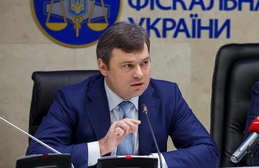 Великого тиску на бізнес з боку ДФС немає - Перший заступник Голови ДФС Сергій Білан