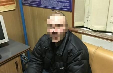 Затримано вуличного грабіжника з Комсомольського шосе