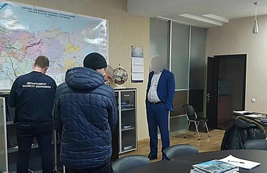 Правоохоронці викрили на хабарі службових осіб державного підприємства