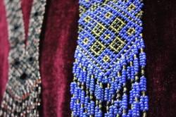 «Бісерне мереживо»: в Харкові відкрилася виставка традиційних прикрас