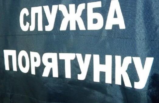 На Харківщині рятувальники три кілометри несли пенсіонерку до медичної машини