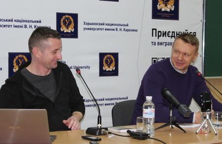 Сашко Положинський: «Зараз з'явилися нові україномовні проекти, за які не соромно»