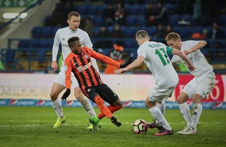 В Україні перенесені футбольні матчі