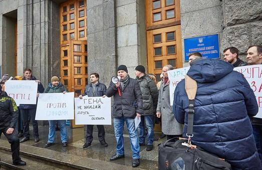 Суд задовольнив позов прокуратури та позбавив звання «Почесний харків'янин» російського сенатора О. Шишкіна