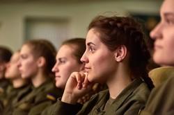 В академії Нацгвардії відзначили Міжнародний жіночий день/ Фоторепортаж