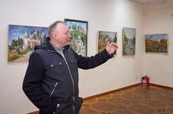 Пейзажні нариси Андрія Федосеєнка/ Фоторепортаж