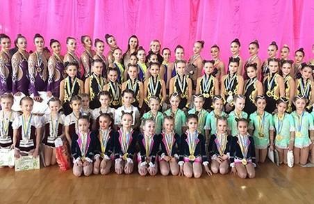 Гімнастки з Харкова здивували всю Україну