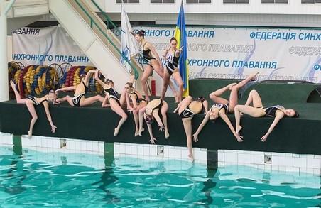 Харківські синхроністки привезли медалі з Франції