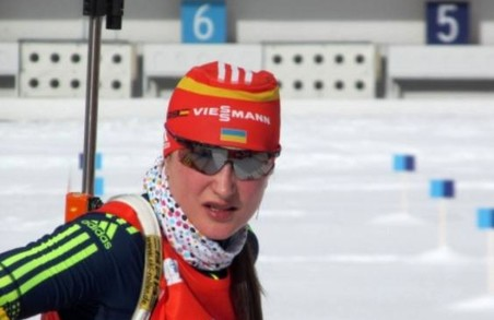 Харківська біатлоністка привезла «бронзу» із Фінляндії