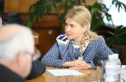 Співробітники ХТЗ розповіли Світличній про свої проблеми