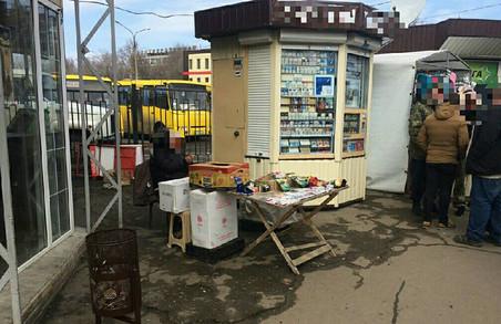 У Харкові зловили торговку цигарками з «ДНР»