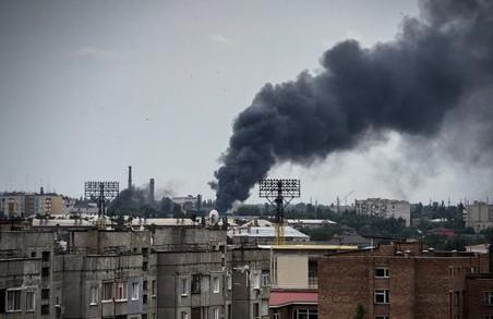 Бізнес повинен захистити Дергачі від бомбардувань та артобстрілів