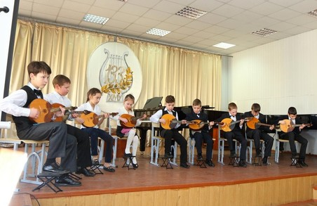 У Харкові збирались фахівці з народних інструментів