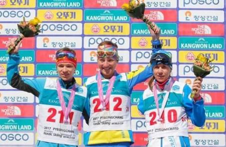 Харківські паралімпійці-лижники вибороли 11 медалей етапу Кубка світу