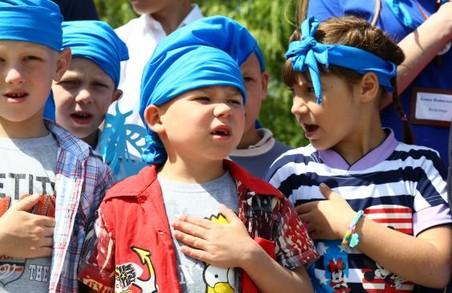Харківські діти оздоровляться в Одесі