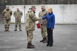 Як губернатор Харківщини брала участь у заняттях з питань територіальної оборони: фоторепортаж