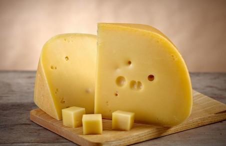 Сир подорожчає до 180 грн за кіло