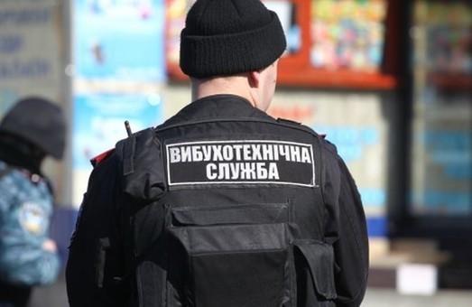 """Нічний """"шухер"""" на Московському виявився блефом/ Доповнено"""
